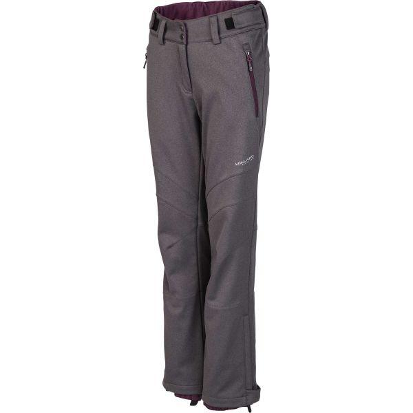 Willard ROSALINDA - Dámske softshellové nohavice