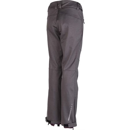 Dámske softshellové nohavice - Willard ROSALINDA - 3