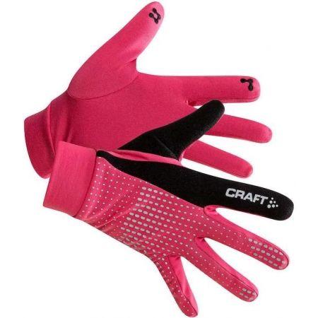 Функционални  ръкавици от полар - Craft BRILLIANT