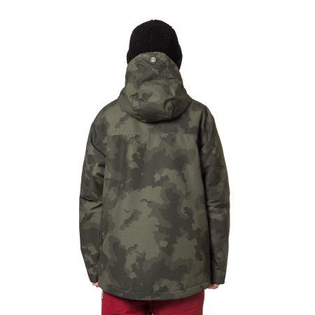 Chlapecká lyžařská/snowboardová bunda - Horsefeathers LANC KIDS JACKET - 2