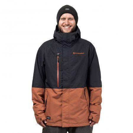 Pánská lyžařská/snowboardová bunda - Horsefeathers PROWLER JACKET - 1
