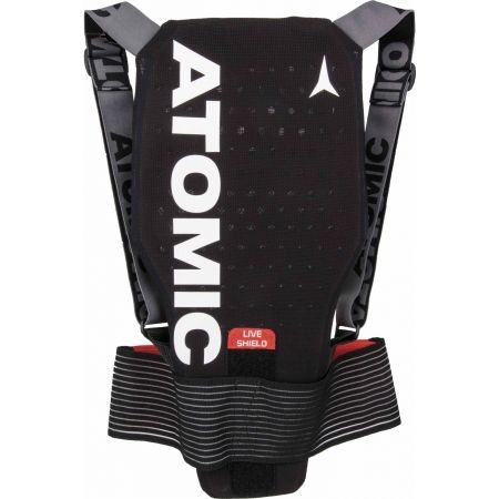 Protecție spate unisex - Atomic LIVE SHILD - 2