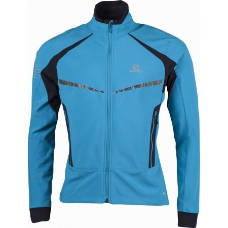 Softshelljacke für Herren - Salomon RS WARM SOFTSHELL JKT M - 1