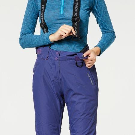 Dámske lyžiarske nohavice - Northfinder DANIELLA - 6