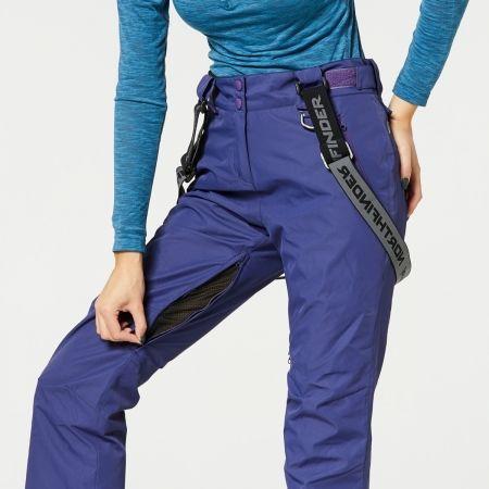 Dámske lyžiarske nohavice - Northfinder DANIELLA - 8
