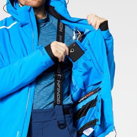 7e46c92ff Pánská lyžařská bunda - Northfinder SAMUEL - 15