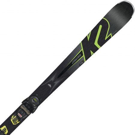 Ski allmountain de coborâre - K2 KONIC 78 + M3 10 COMP - 1