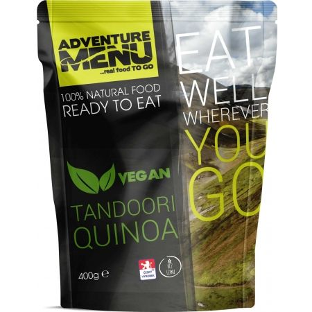 ADVENTURE MENU TANDORI QUINOA-VEGAN