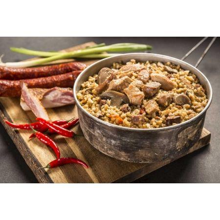 Outdoorová strava - ADVENTURE MENU PIKANTNÝ KOTLÍK S BULGUROM - 2