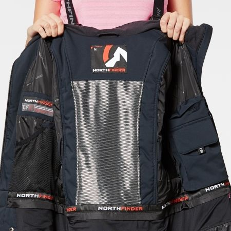 Damen Skijacke - Northfinder PAULINA - 18