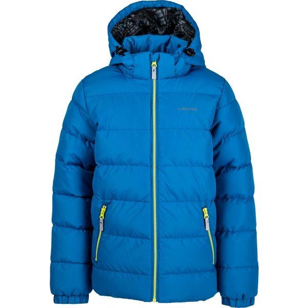 Lewro FANDY kék 164-170 - Gyerek steppelt kabát