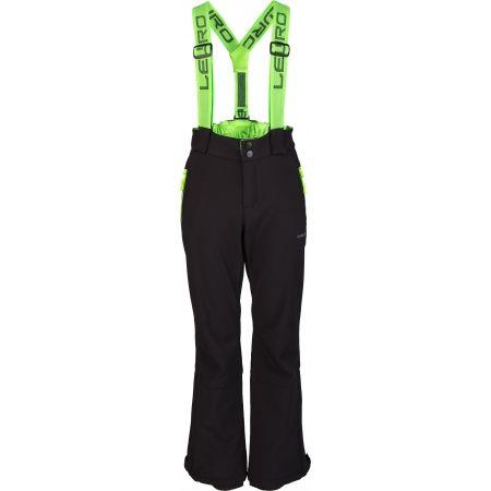 Dětské lyžařské kalhoty - Lewro NUKA - 2