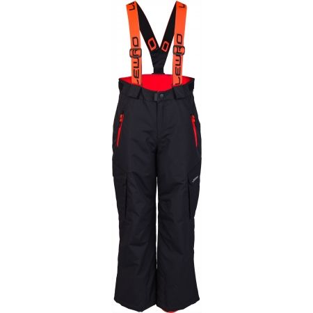 Detské snowboardové nohavice - Lewro NIVES - 2