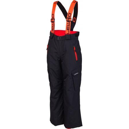 Detské snowboardové nohavice - Lewro NIVES - 1