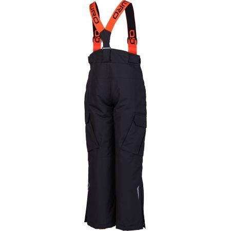 Detské snowboardové nohavice - Lewro NIVES - 3