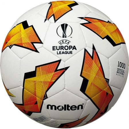 Футболна топка - Molten UEFA EUROPE LEAGUE REPLICA MINI