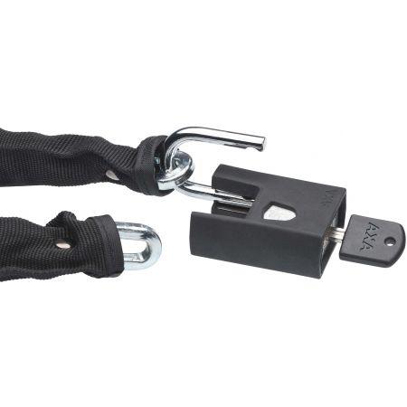 Řetězový zámek - AXA CLINCH + 85 85/6 KEY + PADLOCK - 2