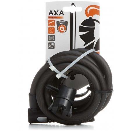 Кабелен катинар за колело - AXA NEWTON 180/15 CODE - 3
