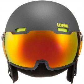 Uvex HLMT 500 VISOR - Cască de ski