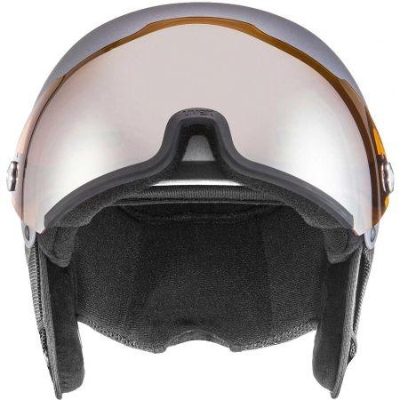 Lyžařská helma - Uvex HLMT 500 VISOR - 2