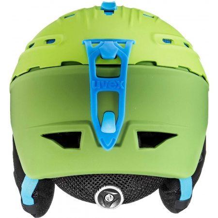 Lyžařská helma - Uvex P2US - 3