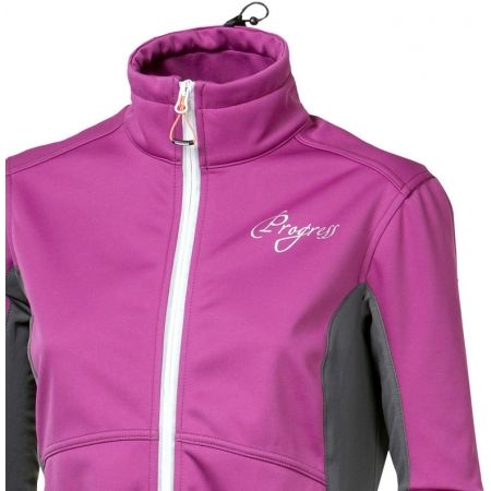 Women's softshell jacket - Progress CRYSTAL LADY - 3