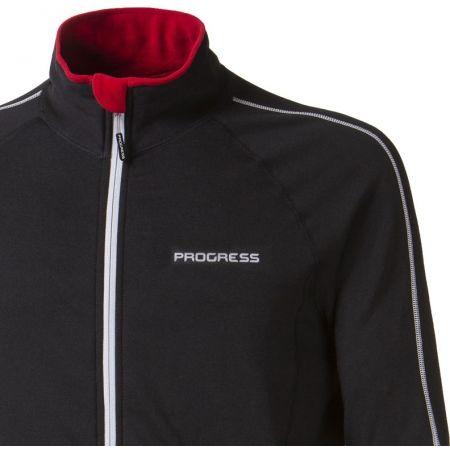 Men's functional sweatshirt - Progress WINNER MAN - 3