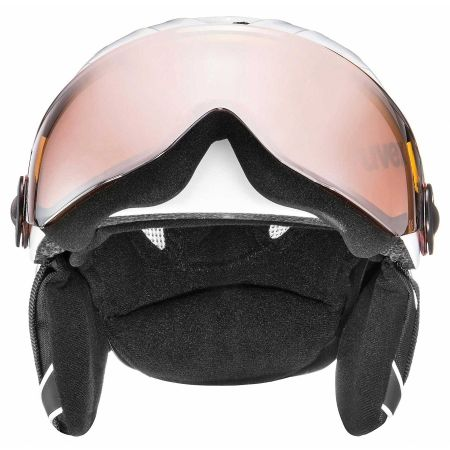 Cască ski copii - Uvex JUNIOR VISOR PRO - 2
