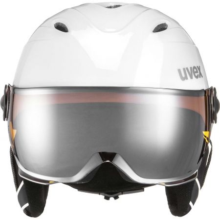 Cască ski copii - Uvex JUNIOR VISOR PRO - 1