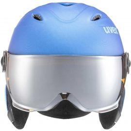 Uvex JUNIOR VISOR PRO - Detská lyžiarska prilba