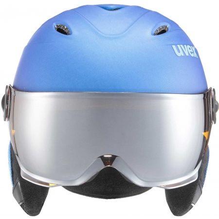 fdce8696b Detská lyžiarska prilba - Uvex JUNIOR VISOR PRO - 1
