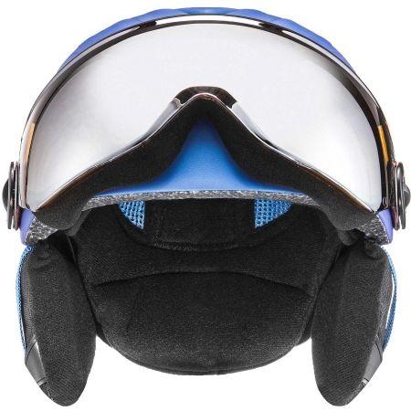 Detská lyžiarska prilba - Uvex JUNIOR VISOR PRO - 2