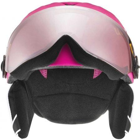 Kask narciarski dziecięcy - Uvex JUNIOR VISOR PRO - 2