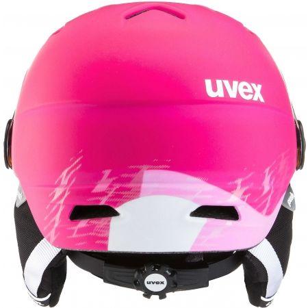 Kask narciarski dziecięcy - Uvex JUNIOR VISOR PRO - 3