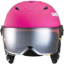 Uvex JUNIOR VISOR PRO - Cască ski copii