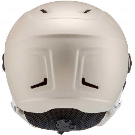 Dámská lyžařská helma - Uvex HLMT 400 VISOR - 3