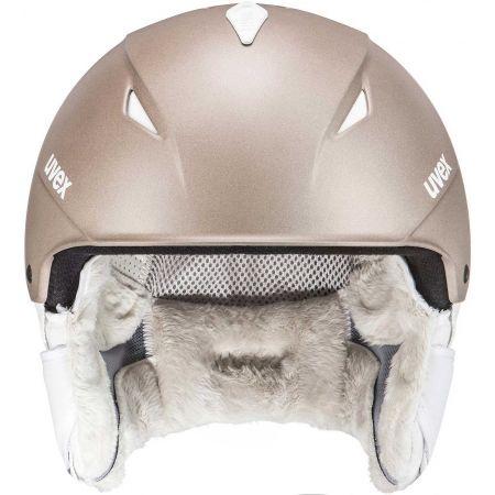 Dámska lyžiarska prilba - Uvex PRIMO - 2