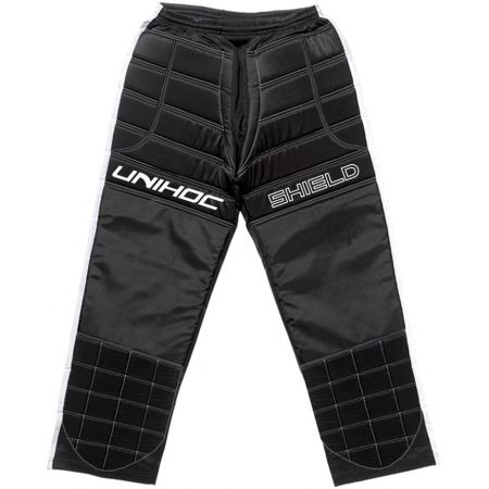 Unihoc SHIELD PANTS JR - Children's floorball goalkeeper pants