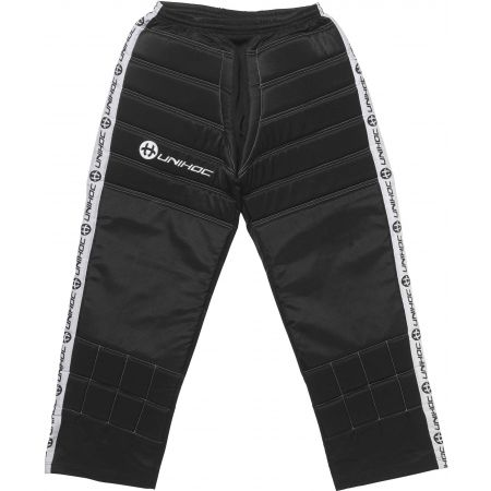 Unihoc GOALIE PANTS BLOCKER - Spodnie bramkarskie do unihokeja