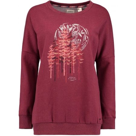 Damen Sweatshirt - O'Neill LW PEACEFUL PINES SWEATSHIRT - 1