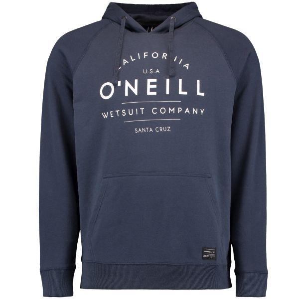 O'Neill LM O'NEILL HOODIE modrá XL - Pánska mikina
