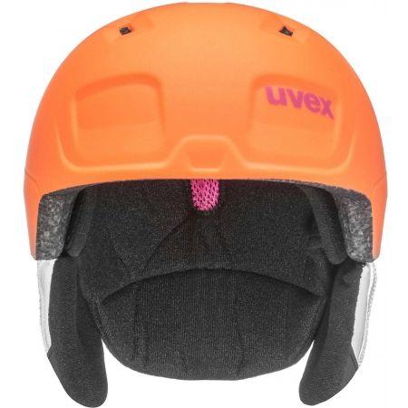 Детска ски каска - Uvex MANIC PRO - 2