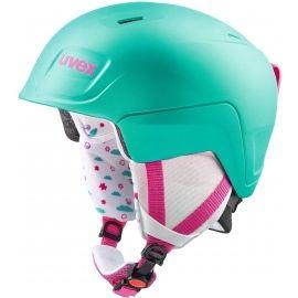 Uvex MANIC PRO - Dětská lyžařská helma