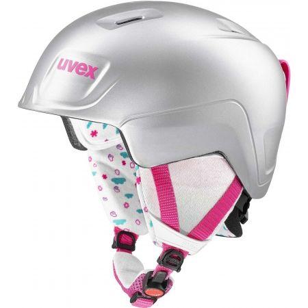 Dětská lyžařská helma - Uvex MANIC PRO - 1