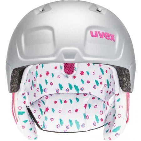 Dětská lyžařská helma - Uvex MANIC PRO - 2