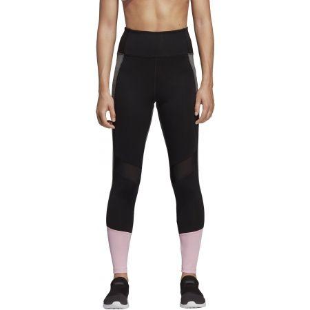 Damen Leggings - adidas D2M HR 78 - 3