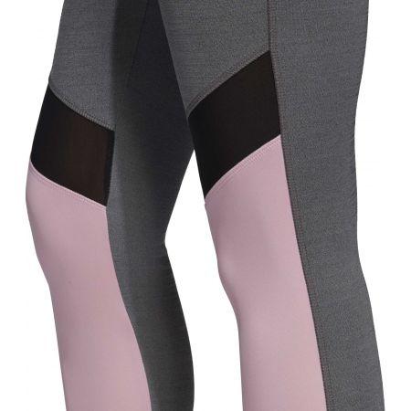 Damen Leggings - adidas D2M RR 34 - 8