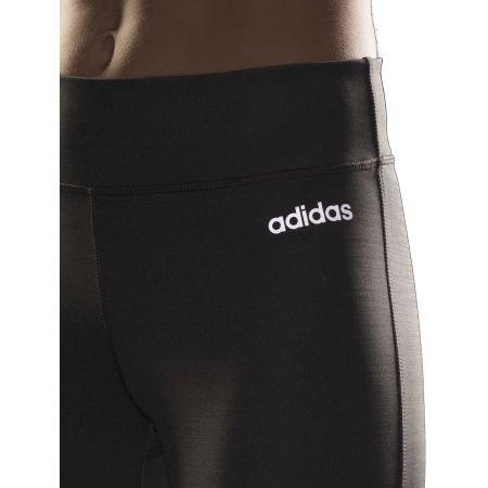 Damen Leggings - adidas D2M RR 34 - 9