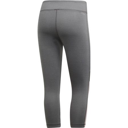 Damen Leggings - adidas D2M RR 34 - 2