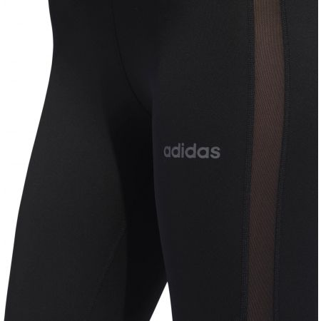 Damen Leggings - adidas D2M HR 78 T 3S - 8